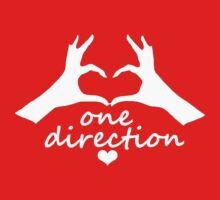 One Direction & Hearts by 1DxShirtsXLove
