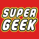 SUPER GEEK by Customize My Minifig by ChilleeW