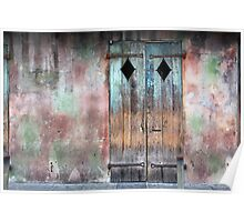 New Orleans Windows and Doors I Poster