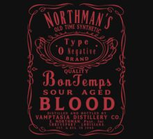 Northman's Old Time O Negative by theyellowsnowco