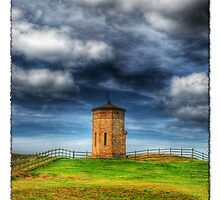 Pepperpot Tower by Mikhail31