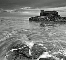 Old Coastal Defence by Steve Carter