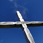 La Bourgeoise Cross, nr Samoen, France by MiRoImage