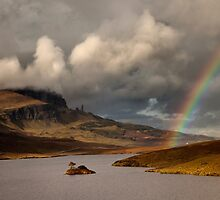 Storr Rainbow by Curtis Budden
