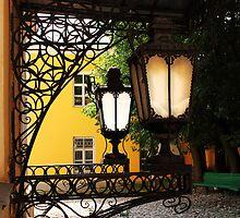 Parade Entrance by Irina Chuckowree