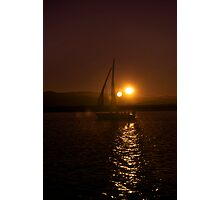 Two Suns Photographic Print