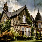 Scottish Cottage by wulfman65