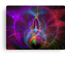 Electric Dreams Canvas Print