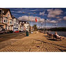 Dartmouth Town Photographic Print