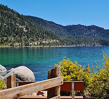 Lake Tahoe - Reno, Nevada by Cyndy Ejanda