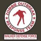 Zombie Outbreak Response Team - Walker Defense Force by spyderjava
