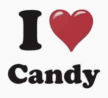 I Heart / Love Candy by HighDesign