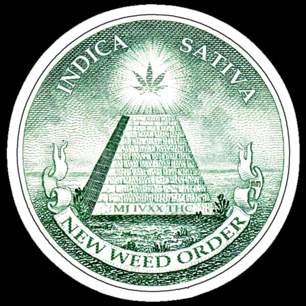 New Weed Order T Shirt