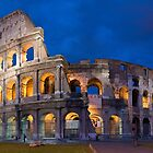 The Colosseum, Rome, Italy by fine-art-prints