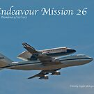 Endeavor Mission 26 by LANaturist