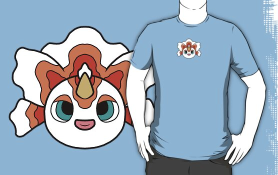 Pokedoll Art Goldeen by methuselah