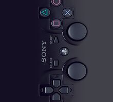 PS3 Controller by spyderjava