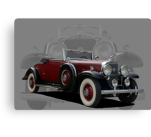 1931 Cadillac Roadster V12 Canvas Print