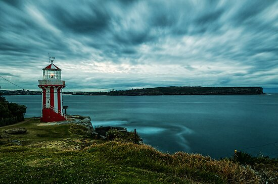 Let there be light - Hornby Light by Jason Ruth