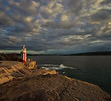 Hornby Lighthouse, South Head by yolanda