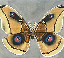 Moth A by Tara  Henry