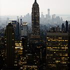 Empire State Building by TC3 Photography