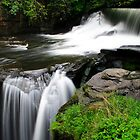 Aberdulais water fall 2 by TC3 Photography