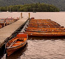 Jetty at Windermere by Epicurian