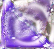 Purple heart by Anders Lidholm