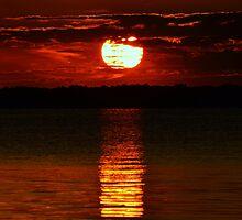 Multiline Sunset by BeachBumPics