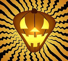 Hypno-Pumpkin by Mike Cressy