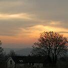 Winter Sunrise by Caroline Anderson