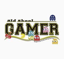GAMER - Old Skool 1 by Adam Angold