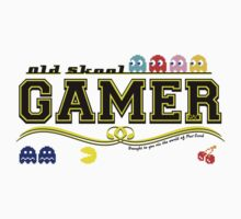 GAMER - Old Skool 2 by Adam Angold