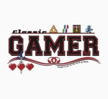 GAMER - Classic 2 by Adam Angold