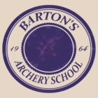 The Barton School of Archery by imconnorbrown