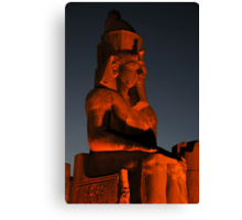 Ramses II Canvas Print