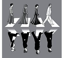 Downton Abbey Road Photographic Print