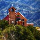 Country Church by Sheryl Gerhard