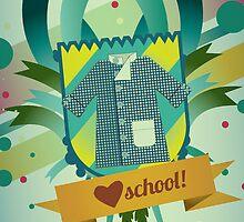 love school by pintoluis