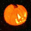 Angry Pumpkin by Rembrant