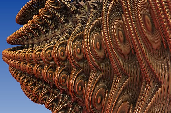 The Odd Beauty of Fractals by Lyle Hatch