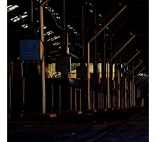 Not really the carriage works Photographic Print
