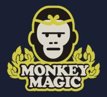 monkey magic Kids Clothes