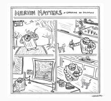 Mervin Matters - Cheering up Solomon by Choaty