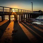 Sunrise at Queenscliff by Julie Begg