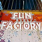 Fun Factory by Vikki-Rae Burns