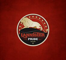 Lannister Pride iPhone Case by liquidsouldes