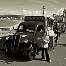 Ice creams at Llandudno by Mikhail31