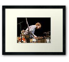 Billy Martin--Xylophone  Framed Print